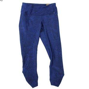 Calia essential printed athletic Capri leggings L